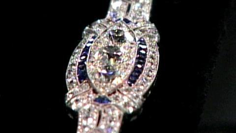 Antiques Roadshow -- S16 Ep27: Appraisal: Art Deco Cocktail Bracelet