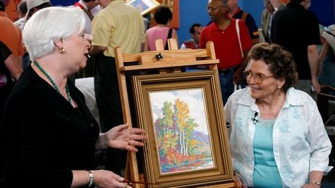 Antiques Roadshow -- S11 Ep13: Appraisal: 1927 Birger Sandzen Painting