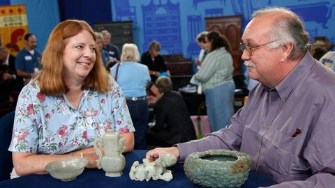 Antiques Roadshow -- S14 Ep19: Appraisal: 18th C. Qianlong Jade from Qing Dynasty