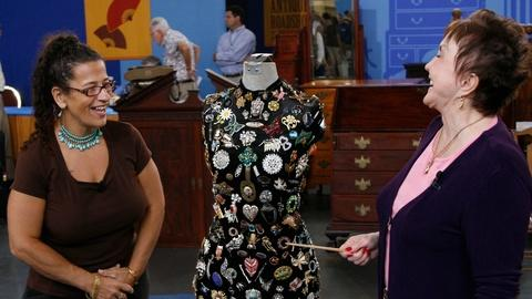 Antiques Roadshow -- S11 Ep17: Appraisal: Pin & Brooch Collection