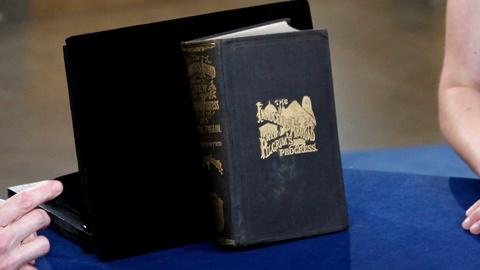 "Antiques Roadshow -- S16 Ep21: Appraisal: Mark Twain Inscribed ""The Innocents Abr"