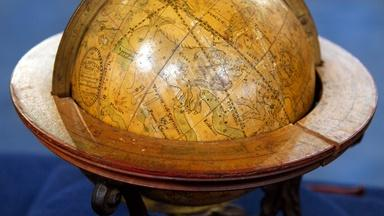 Appraisal: 1852 Merriam & Moore Celestial Globe
