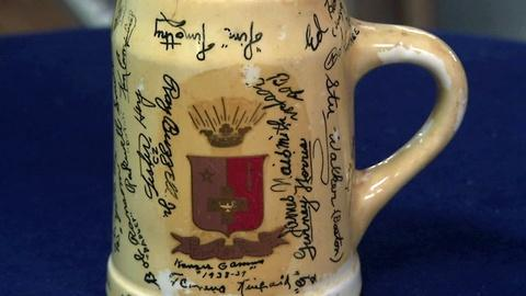 Antiques Roadshow -- S16 Ep21: Appraisal: James Naismith Signed Stein