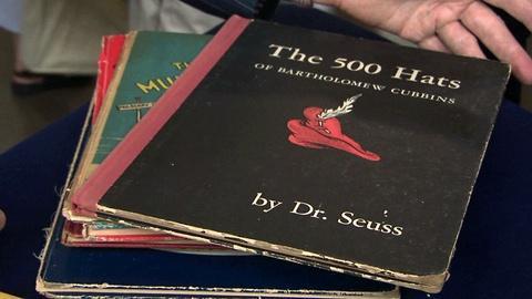 Antiques Roadshow -- S16 Ep21: Appraisal: Dr. Seuss Inscribed Books