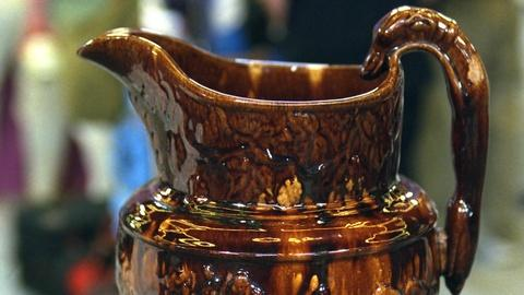 Antiques Roadshow -- S16 Ep19: Appraisal: William Bromley Pitcher, ca. 1845