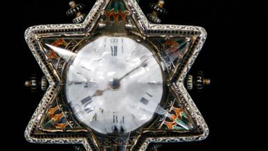 Appraisal: Austro-Hungarian Rock Crystal Watch, ca. 1900