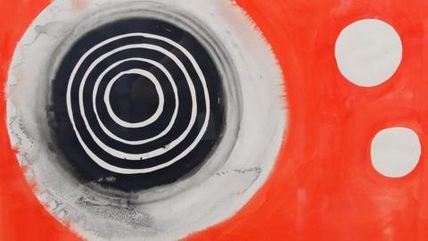 """Antiques Roadshow -- S17 Ep1: Appraisal: 1967 Alexander Calder """"Concentric"""""""