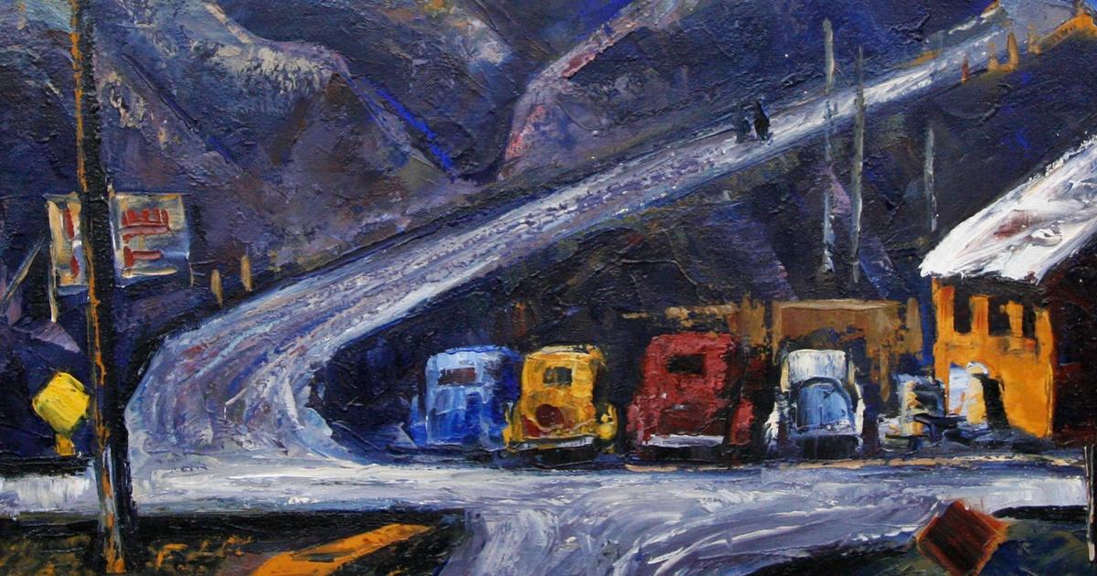 appraisal  1937 clyfford still oil painting