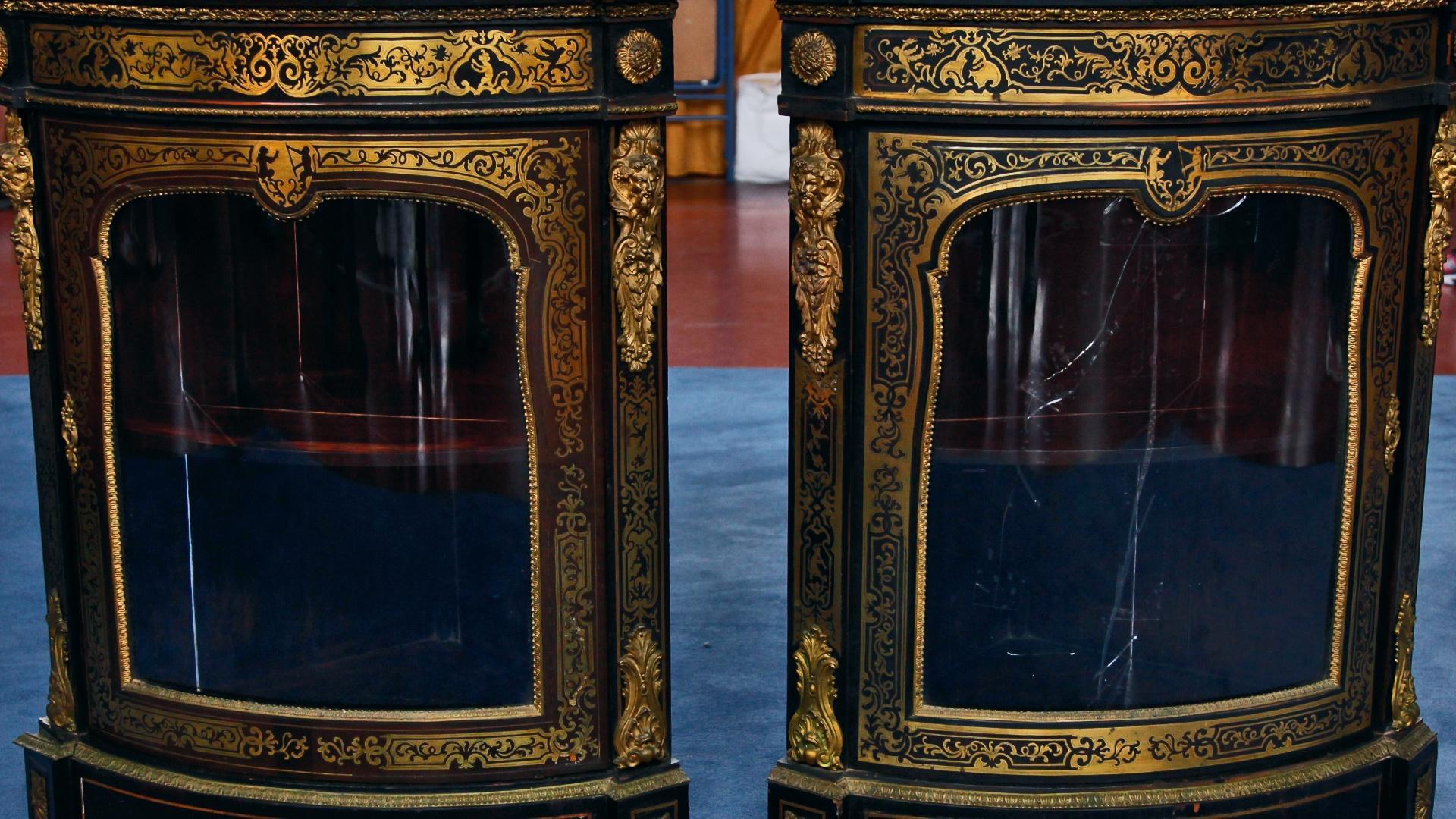 antique mirror appraisal