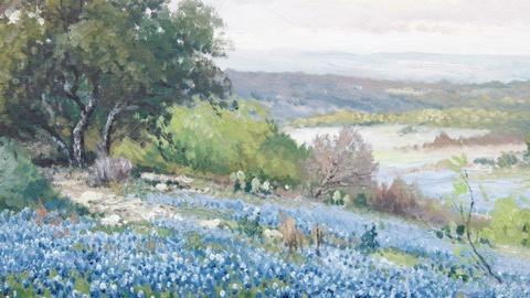 Antiques Roadshow -- S17 Ep3: Appraisal: Mid-20th C. Porficio Salinas Oil Paintin
