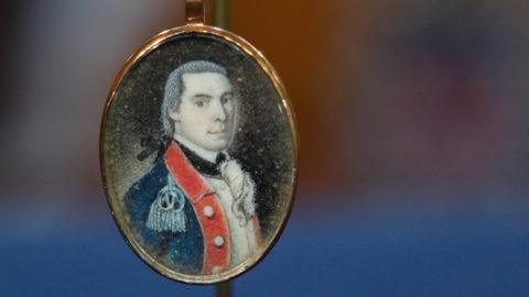 Antiques Roadshow -- S17 Ep3: Appraisal: Miniature Portrait on Ivory, ca. 1785