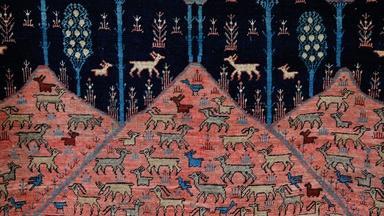 Appraisal: Bakshaish Rug, ca. 1880