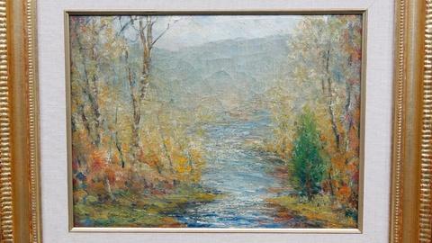 Antiques Roadshow -- S17 Ep6: Appraisal: Cullen Yates Oil Painting, ca. 1920