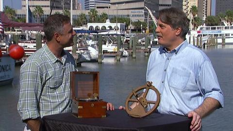 Antiques Roadshow -- S17 Ep1: Field Trip: Nautical Instruments