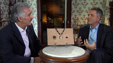 Antiques Roadshow -- S17 Ep3: Field Trip: Mourning Jewelry
