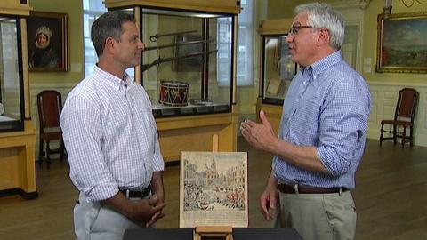 Antiques Roadshow -- S17 Ep4: Field Trip: Revere Boston Massacre Print