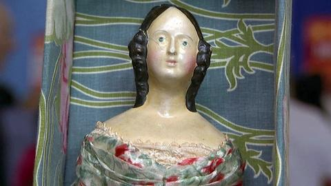 Antiques Roadshow -- S17 Ep4: Appraisal: Millner's Model Doll, ca. 1840