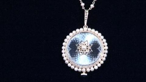 Antiques Roadshow -- S17: Web-Exclusive Appraisal: Tiffany & Co. Pendant Watch