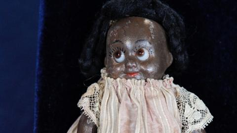 Antiques Roadshow -- S17 Ep7: Appraisal: Black Googly-Eyed Doll, ca. 1911
