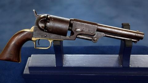 Antiques Roadshow -- S17 Ep7: Appraisal: 1850 Colt Second Model Dragoon