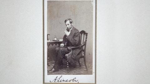 Antiques Roadshow -- S12 Ep10: Appraisal: Abraham Lincoln Letters & Signed Photog