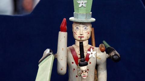 Antiques Roadshow -- S17 Ep9: Appraisal: Pennsylvania Whirligig, ca. 1950