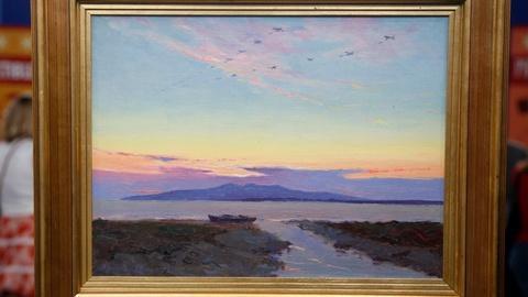 Antiques Roadshow -- S12 Ep11: Appraisal: Sydney Laurence Landscape, ca. 1935