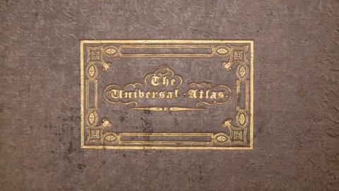 Antiques Roadshow -- S12 Ep12: Appraisal: 1836 Burr Universal Atlas