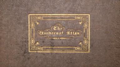Appraisal: 1836 David Burr Universal Atlas