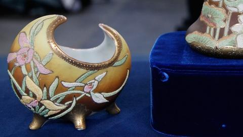 Antiques Roadshow -- S17 Ep10: Appraisal: Nippon Porcelain Coralene Collection, c