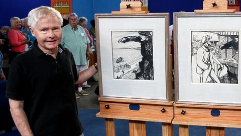 Antiques Roadshow -- S17 Ep9: Owner Interview: Jack B. Yeats Drawings, ca. 1900