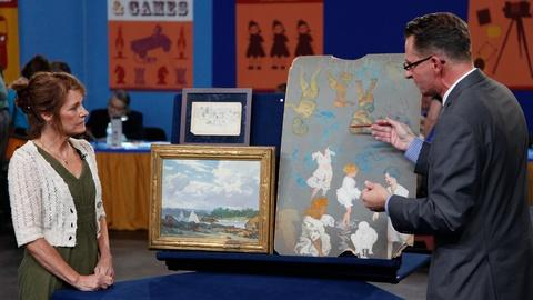 Antiques Roadshow -- S17 Ep10: Cincinnati, Hour 1