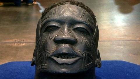 Antiques Roadshow -- S17: Web Appraisal: Makonde Initiation Helmet Mask