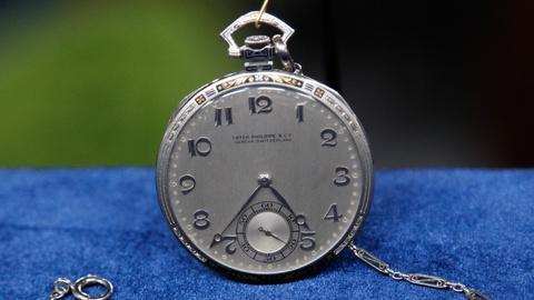 Antiques Roadshow -- Appraisal: Patek Philippe Watch & Chain, ca. 1930