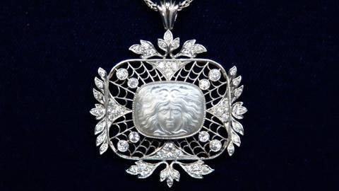 Antiques Roadshow -- Appraisal: Moonstone Jewelry Collection