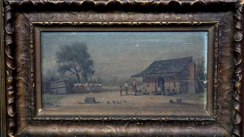 Antiques Roadshow -- Appraisal: William Aiken Walker Oil, ca. 1890