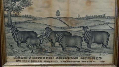 Antiques Roadshow -- Appraisal: Folk Art Drawing, ca. 1880