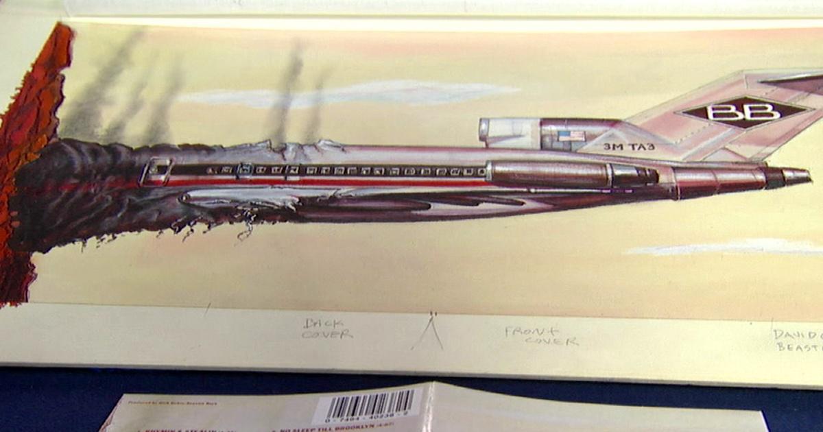 c744382f Appraisal: 1986 Beastie Boys Album Concept Art | Season 17 Episode 11 |  Antiques Roadshow | PBS