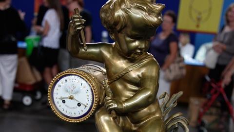 Antiques Roadshow -- S17 Ep12: Appraisal: Raingo Frères Mantel Clock, ca. 1870