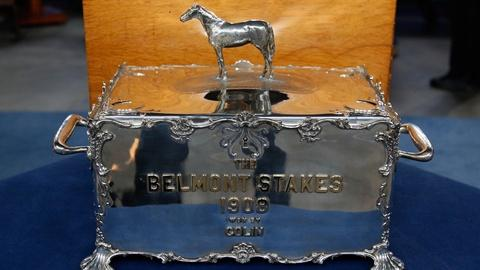 Antiques Roadshow -- S17 Ep12: Appraisal: 1908 Tiffany Equestrian Humidor