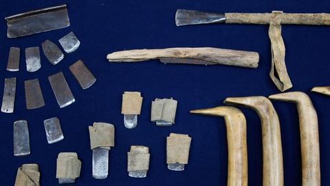 Antiques Roadshow -- S17 Ep13: Appraisal: 19th C. Lakota Hide Tanning Kit