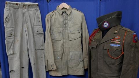 Antiques Roadshow -- S17 Ep13: Appraisal: WWII Paratrooper Group