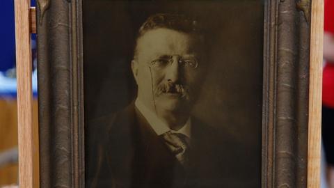 Antiques Roadshow -- S17 Ep13: Appraisal: 1906 T. Roosevelt Portrait by Curtis