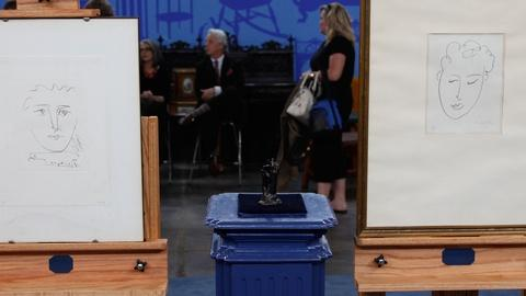 Antiques Roadshow -- S17 Ep15: Appraisal: French Modern Art Collection