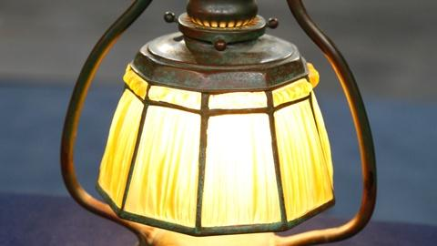 Antiques Roadshow -- S17 Ep15: Appraisal: Tiffany Desk Lamp, ca. 1915