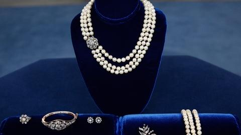 Antiques Roadshow -- S17 Ep15: Appraisal: Rose Cut Diamond Jewelry, ca. 1955