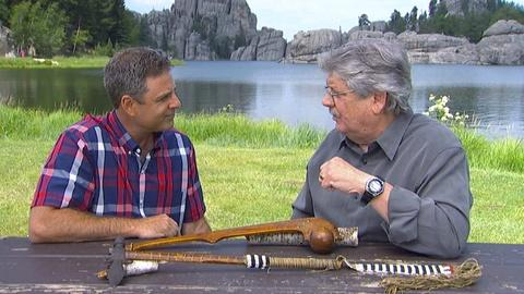 Antiques Roadshow -- S17 Ep15: Field Trip: 19th-Century Sioux Artifacts