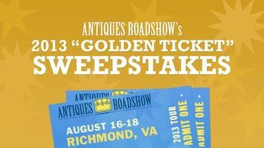 Golden Ticket Sweepstakes