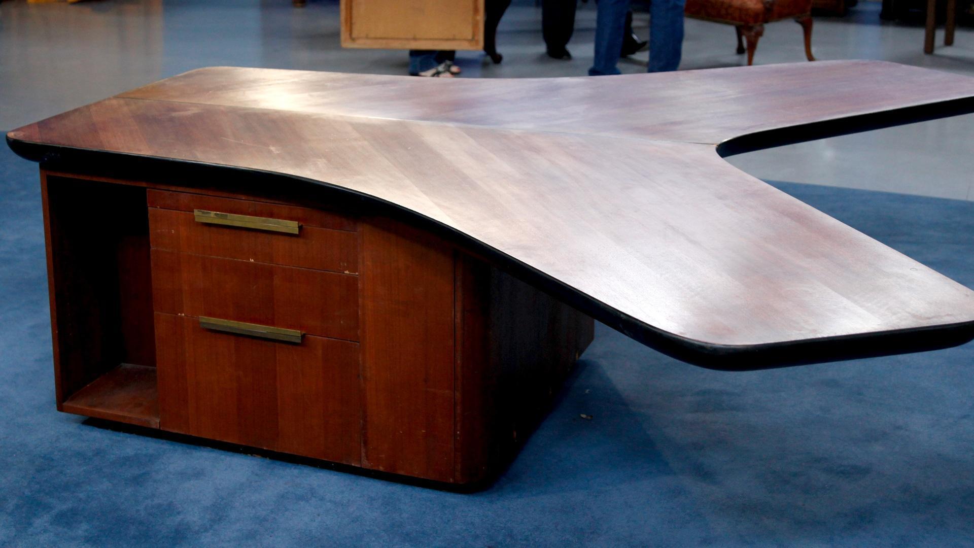 Appraisal: 1950 Vladimir Kaganu0027s Partners Desk
