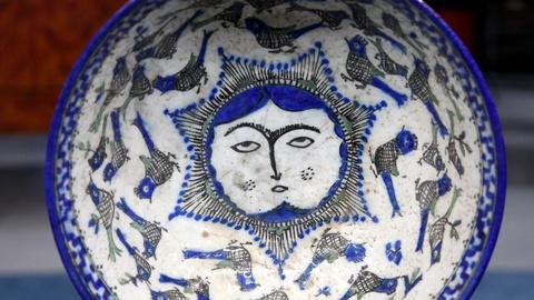 Antiques Roadshow -- S17 Ep16: Appraisal: Safavid Ceramic Bowl, ca. 1700